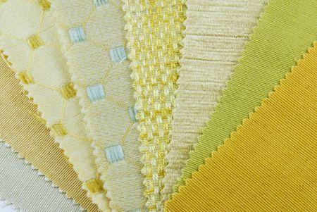 various samples of fabric choice Stock Photo - 6685063