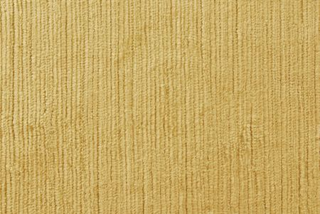 linen fabric: crushed velvet fabric texture in beige color Stock Photo