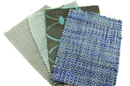 various samples of fabric choice Stock Photo - 6685046