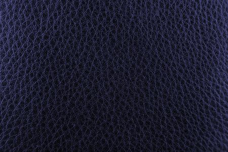 dark blue leather texture background Stock Photo - 6685108