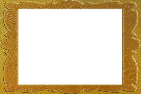 golden frame photo