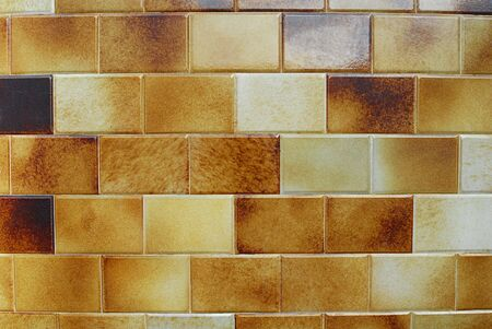 ceramic brown tiles Stock Photo - 6928330