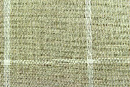 cloth fiber: linen fabric texture Stock Photo