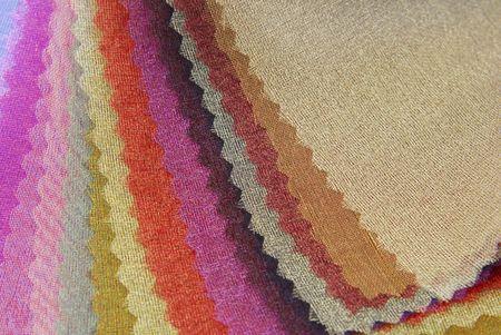sampler: organza fabric texture sampler