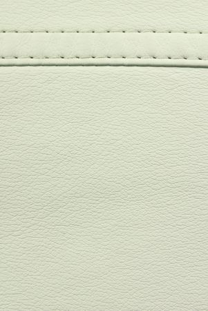white  leather  seam texture photo