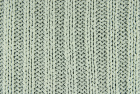 closeup of the knitted texture Stock Photo - 9510389