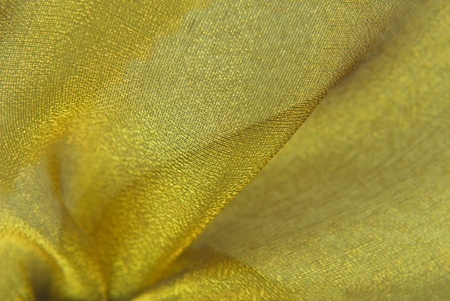 golden fabric texture photo