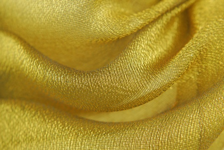 golden fabric texture