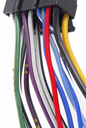 car audio: car audio system wiring cable