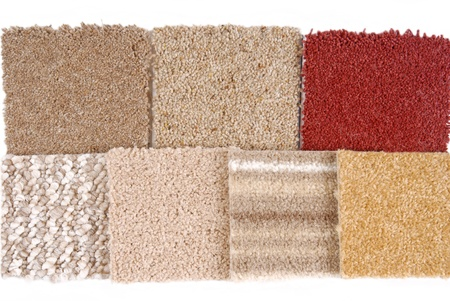 carpet selection,repair decoration planning photo