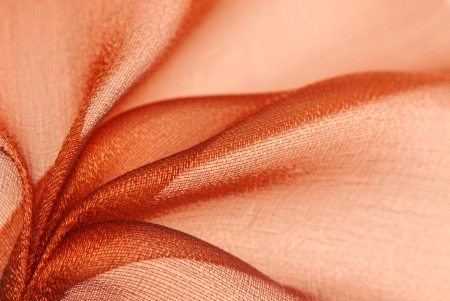 organza fabric texture photo