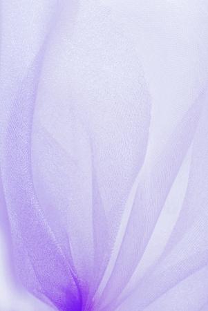 violet organza fabric texture