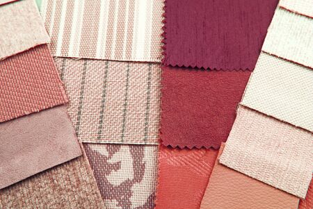 tapestry and upholstery color selection photo