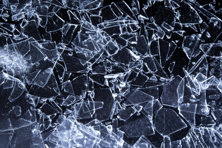 triplex: broken glass