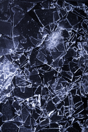 broken glass photo