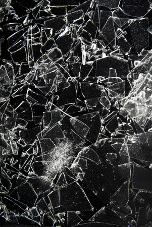 triplex: broken glass