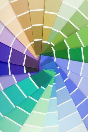 sampler: color guide sampler