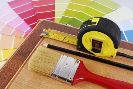 interior decoration repair improvement planning