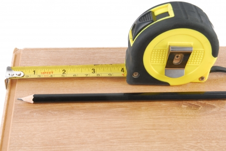 laminate measure photo