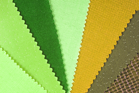 fabric material choice for home interior photo