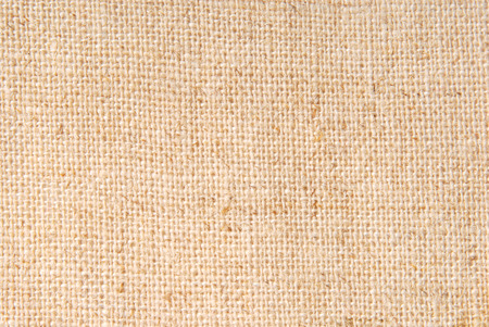 linen hessian fabric texture background Stock Photo