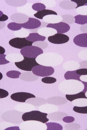 circles fabric texture photo