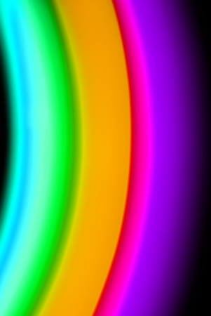color spectrum blurry background Stock Photo - 26524142
