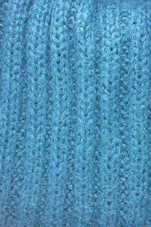 mohair: blue mohair texture background