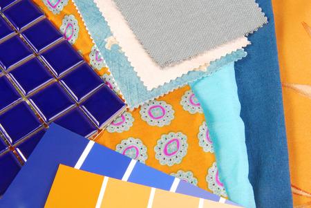 tinge: color design  selection for interior