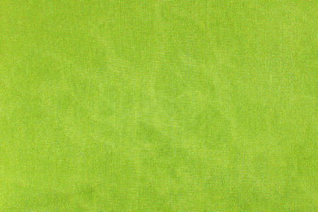 lime green  organza fabric texture Stock Photo