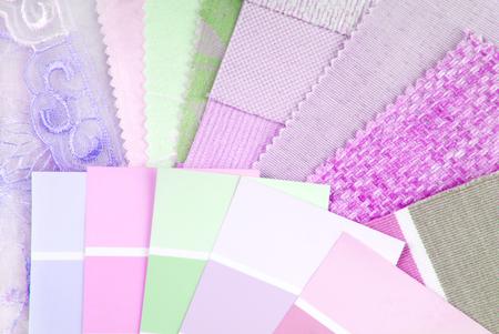 tinge: pastel color design selection for interior