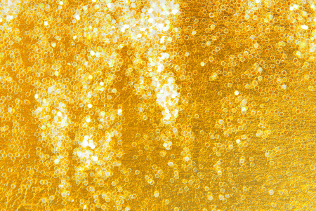 gold colour: golden  glitter sparkle  background Stock Photo