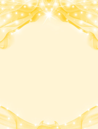 copyspace: copy-space frame border golden background