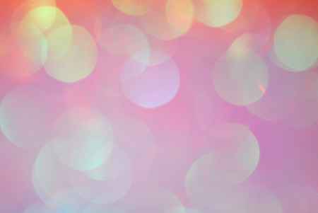 defuse: blurry bokeh pastel color background