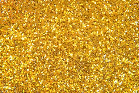 gouden glitter achtergrond Stockfoto