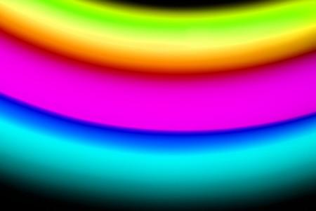 colorific: color spectrum blurry background