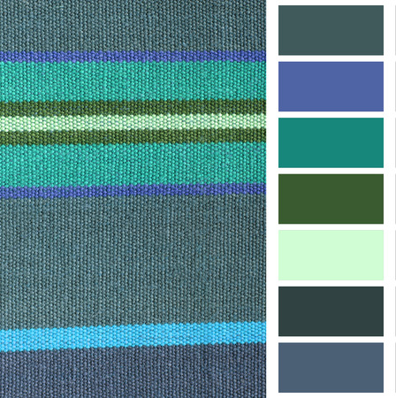complimentay color chart decorating planning photo