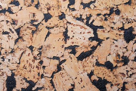 corkwood: cork wallpaper texture background
