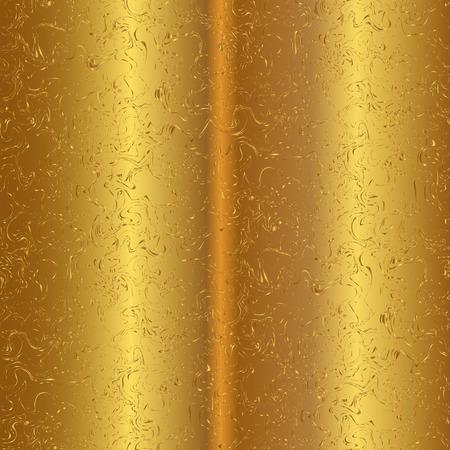 scribble: gold seamless scribble pattern