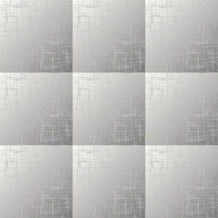 to scrape: metal scrape seamless pattern Illustration