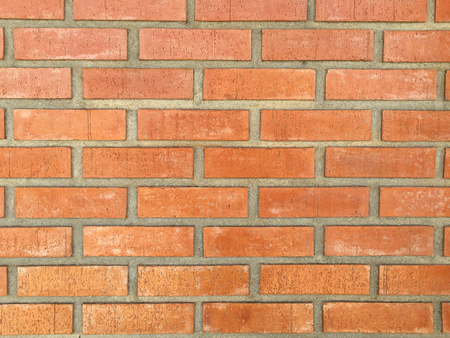brick array to  horizontal for wall and ground surface