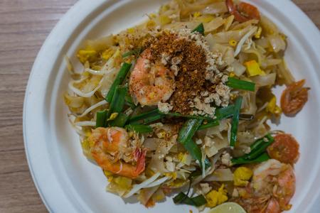 pad thai(Thai Fried Rice  with Shrimp)
