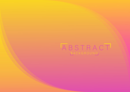 vector of simple abstract background runded curve for banner,backdrop,poster 向量圖像