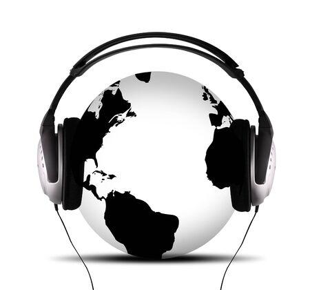 Global Music Stock Photo - 956987