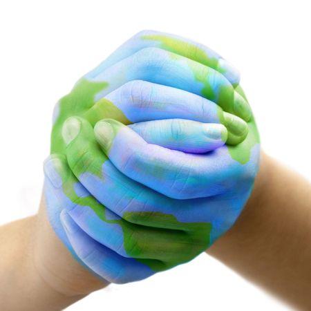 contaminacion ambiental: Tierra