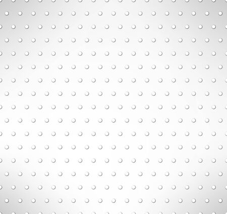 pimples: Pimpled seamless pattern. Grey circles background. Vector illustration Illustration