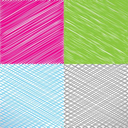 lapiz y papel: Conjunto de l�piz y marcador de la eclosi�n de fondo