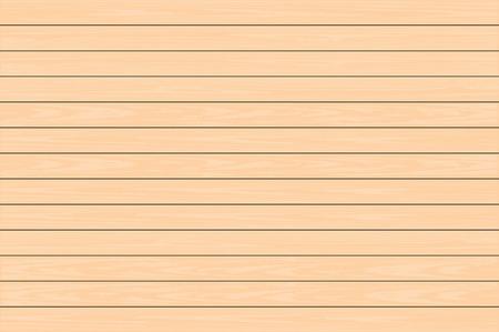 Vector houten plank achtergrond. Houtstructuur. Natuurlijke Houten Achtergrond. Vector Illustratie.