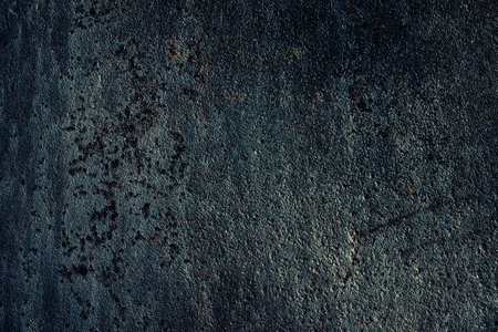 rusty metal texture. dark gray blue night forest background, for 3D texturing, web design, backgrounds for slideshow. 版權商用圖片