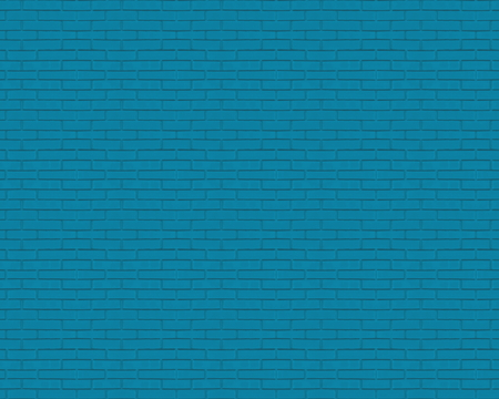 seamless pattern texture blue brick wall natural photo. for design, 3D texturing, game creation, web template design, video blog